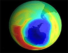Agotamiento de la Capa de Ozono